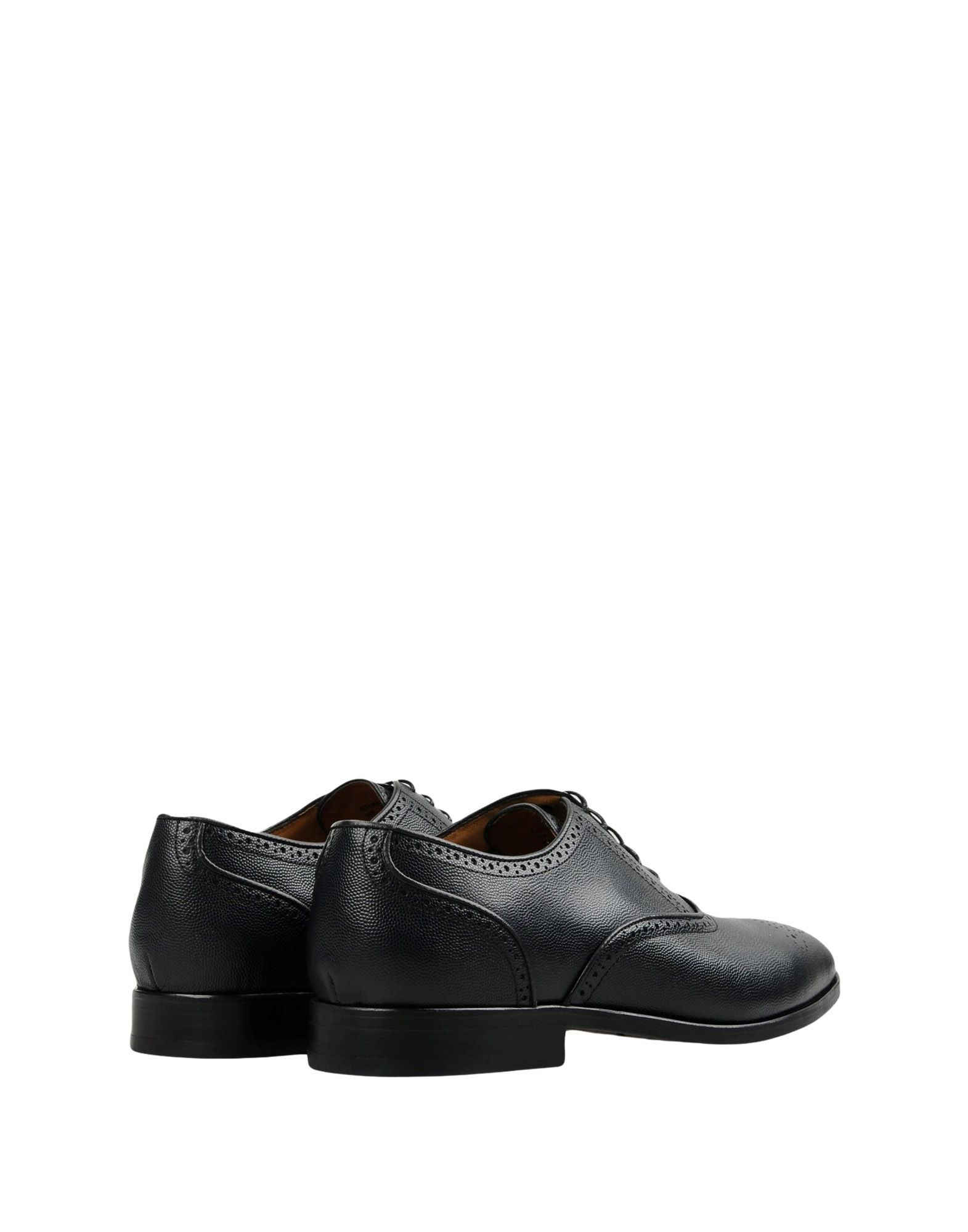 Chaussures À Lacets Ps By Paul Smith Mens Shoe Gilbert Bla - Homme - Chaussures À Lacets Ps By Paul Smith sur