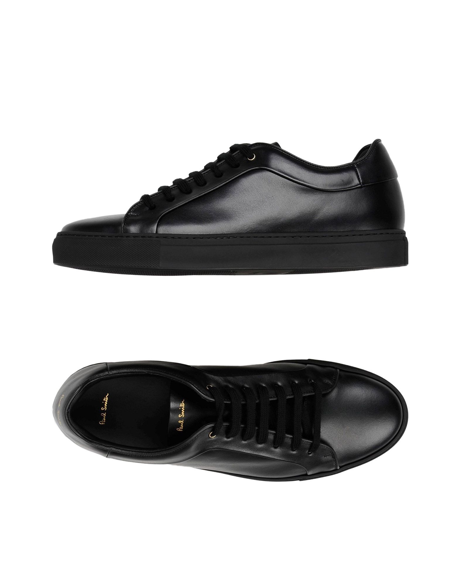 Sneakers Paul Smith Mens Shoe Basso Black - Uomo - 11312160QM