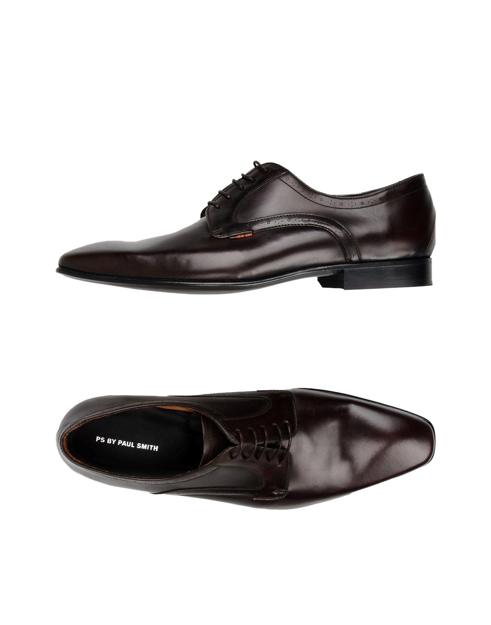 Stringate Ps By Paul Smith Mens Shoe Roth Dark B - Uomo - Acquista online su