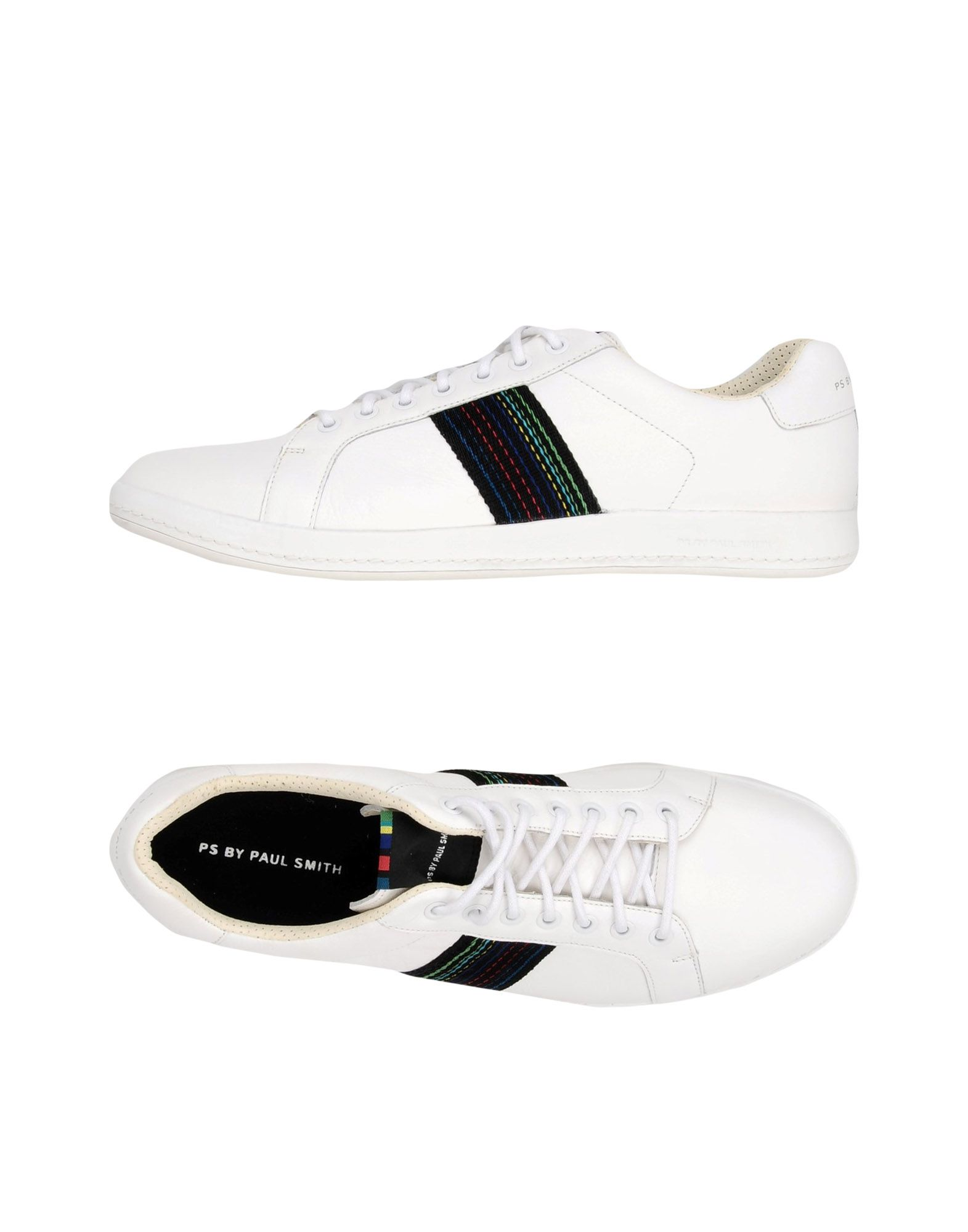 Baskets Ps Paul Smith Mens chaussures Lapin blanc - Homme - baskets Ps Paul Smith   - 11312182EW