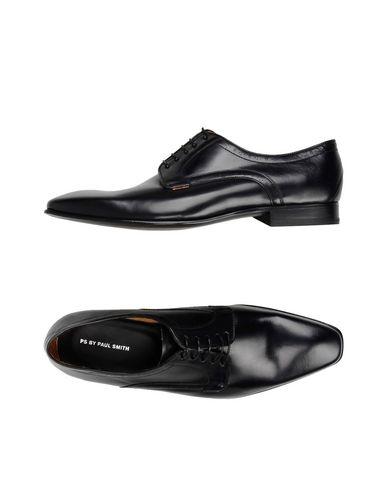 PS by PAUL SMITH MENS SHOE ROTH BLACK  Zapato de cordones