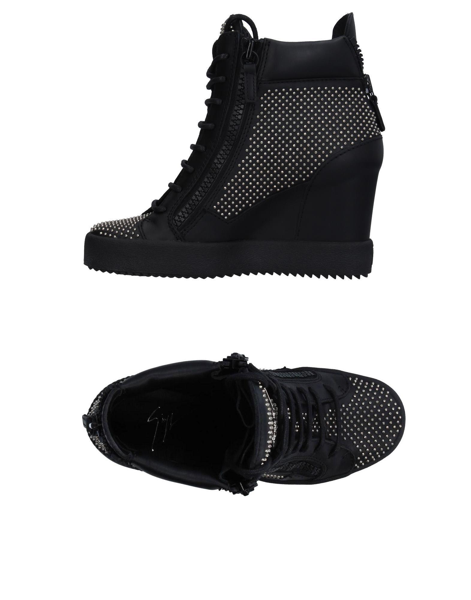 Scarpe economiche Zanotti e resistenti Sneakers Giuseppe Zanotti economiche Donna a3fb52