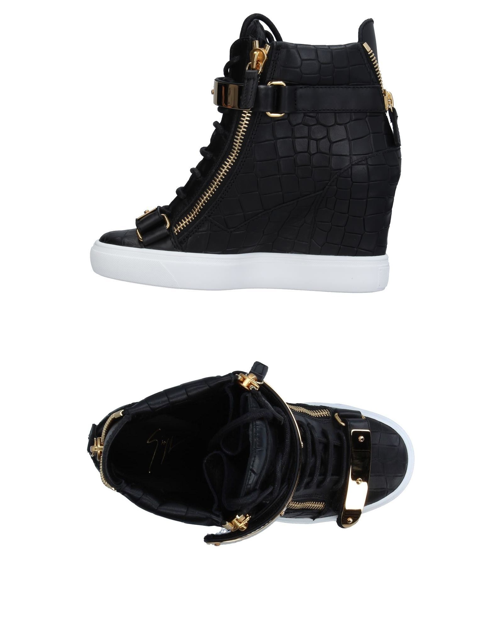 Giuseppe Zanotti Sneakers Damen  11312312QLGünstige gut aussehende Schuhe