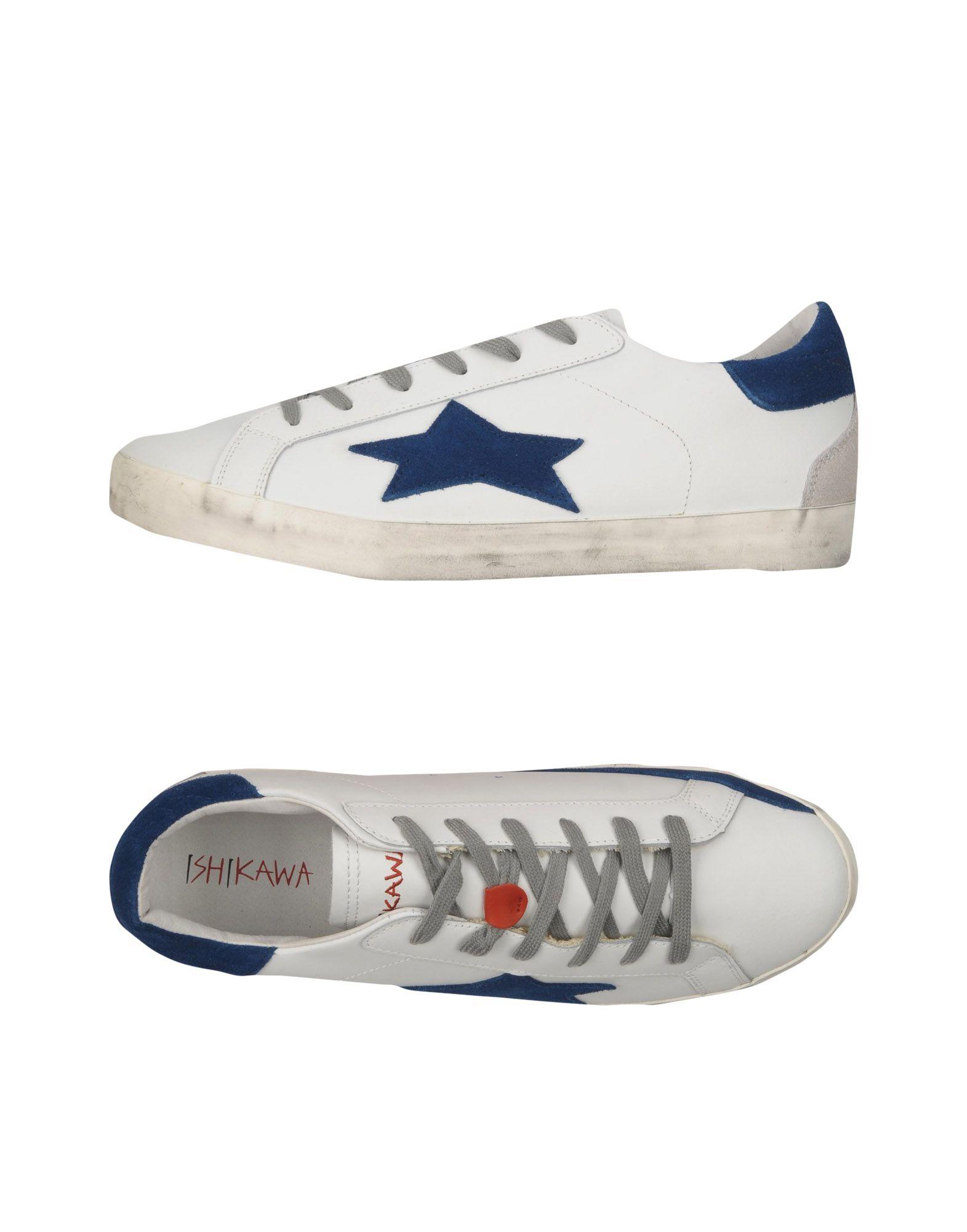 Rabatt echte Schuhe Herren Ishikawa Sneakers Herren Schuhe  11312386AI 645ab6