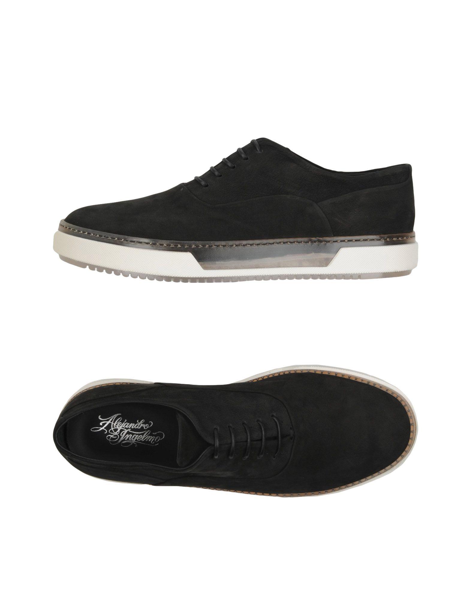 Rabatt echte Schuhe Alejandro Ingelmo Sneakers Herren  11312487JT