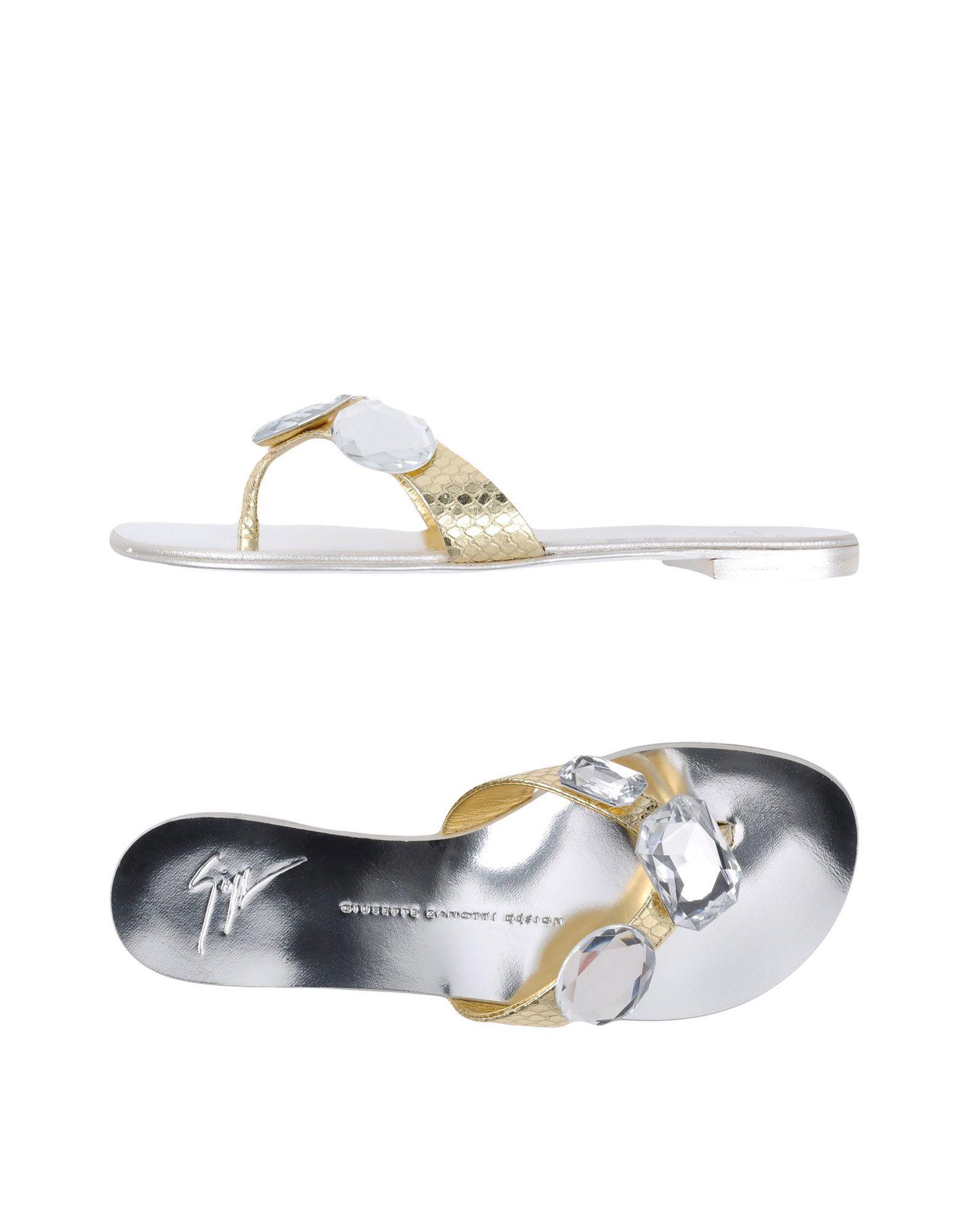 Rabatt Schuhe  Giuseppe Zanotti Dianetten Damen  Schuhe 11312627AE fc2508