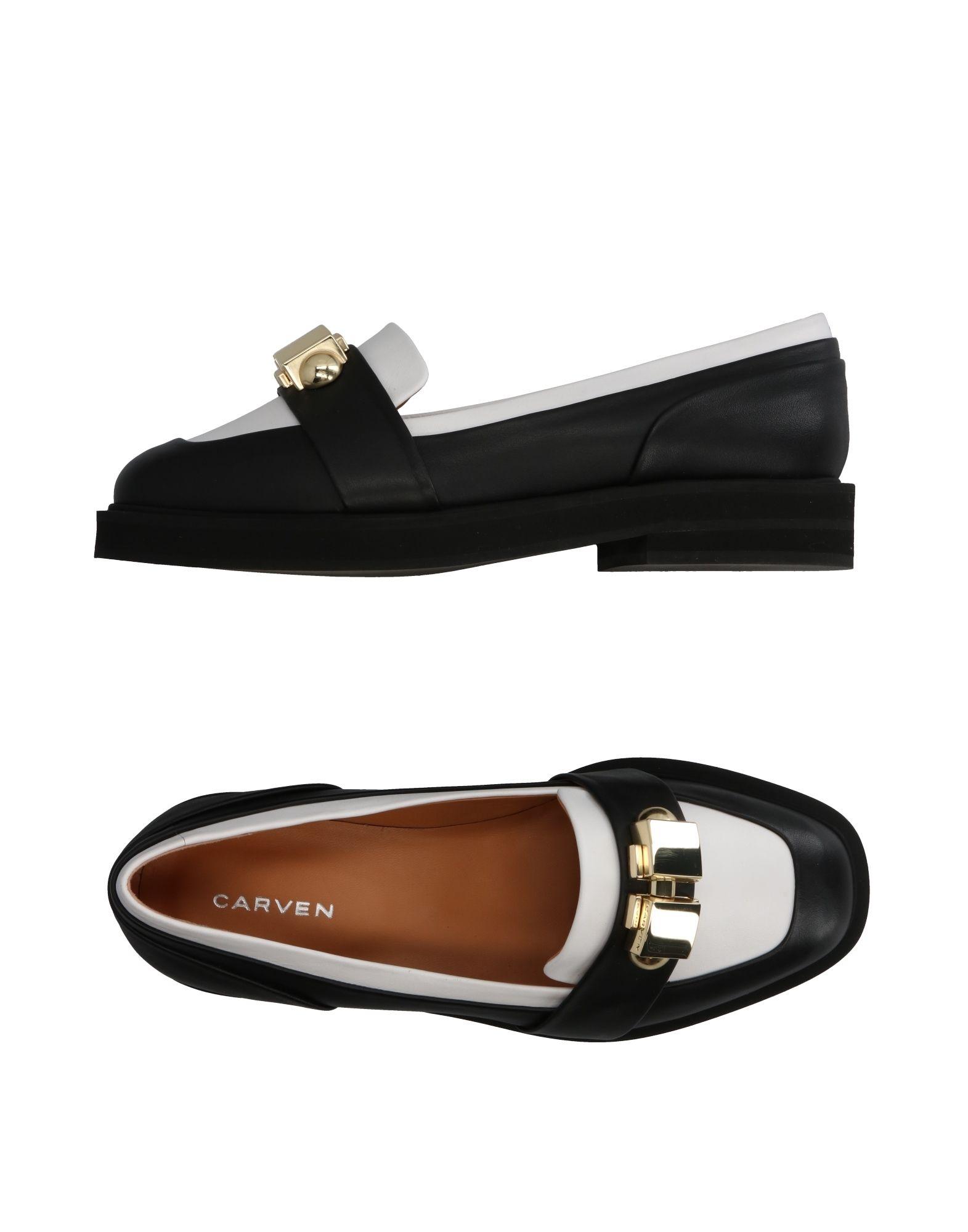 Carven Mokassins Damen  11312994LUGut aussehende strapazierfähige Schuhe