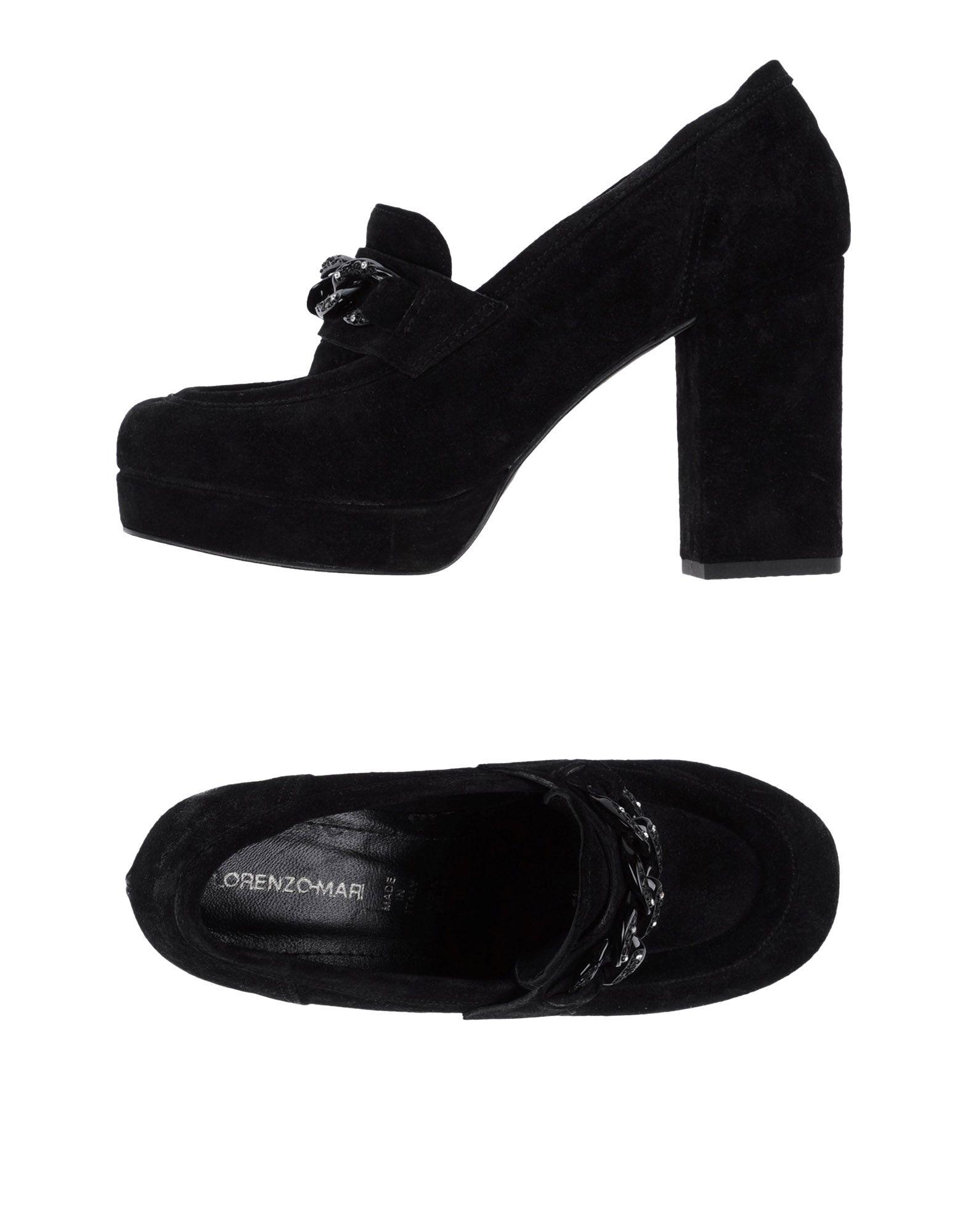 Lorenzo Mari Mokassins Damen  11313033DJ Neue Schuhe