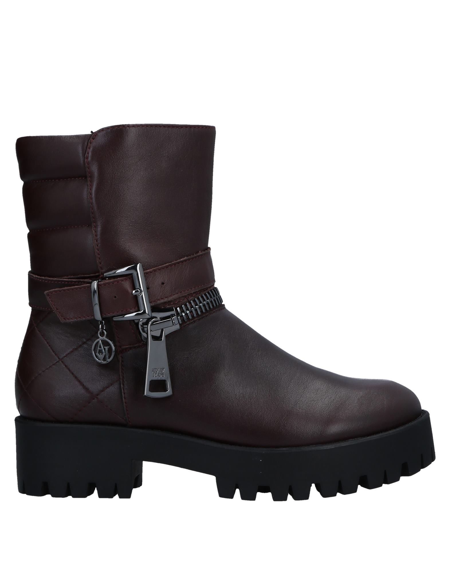 Armani Jeans Ankle Boot - Women Armani on Jeans Ankle Boots online on Armani  Canada - 11313256OL b8a4e3