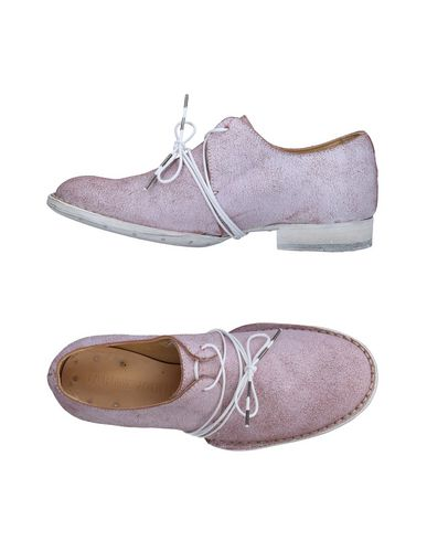 BARNY NAKHLE Laced Shoes in Pink