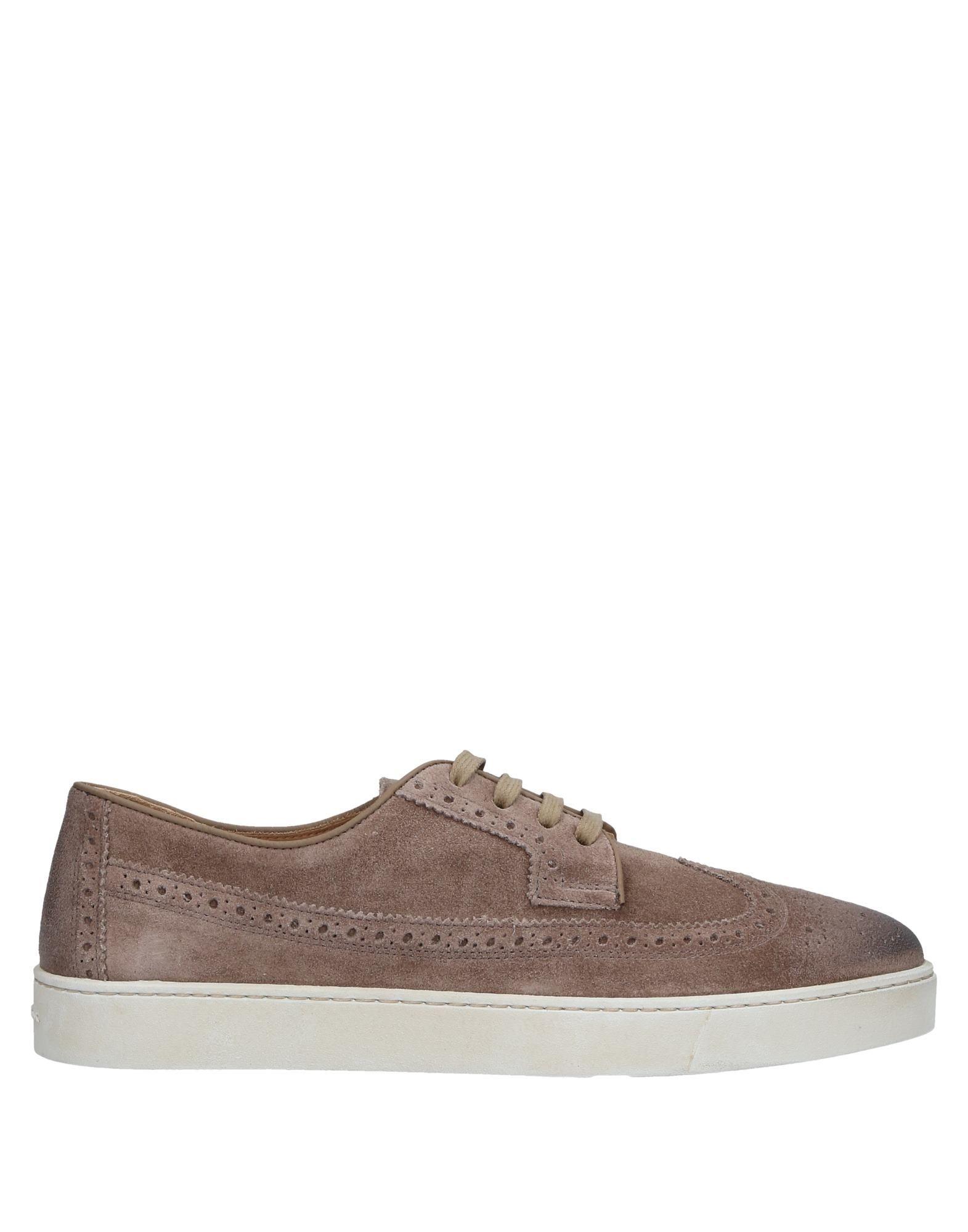 Günstige und modische Schuhe Santoni Sneakers Herren  11313536IN