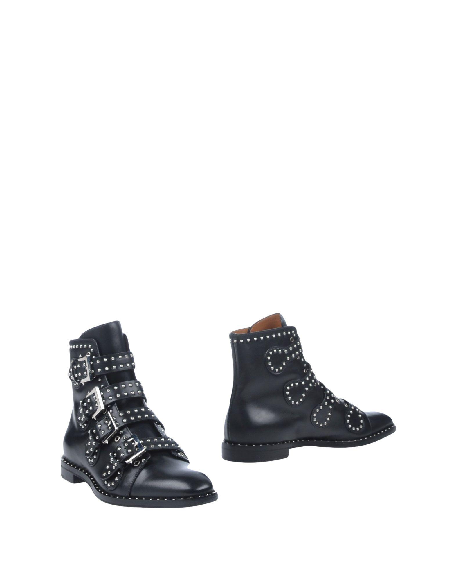Günstige und modische Schuhe Givenchy Stiefelette Herren  11313549JQ