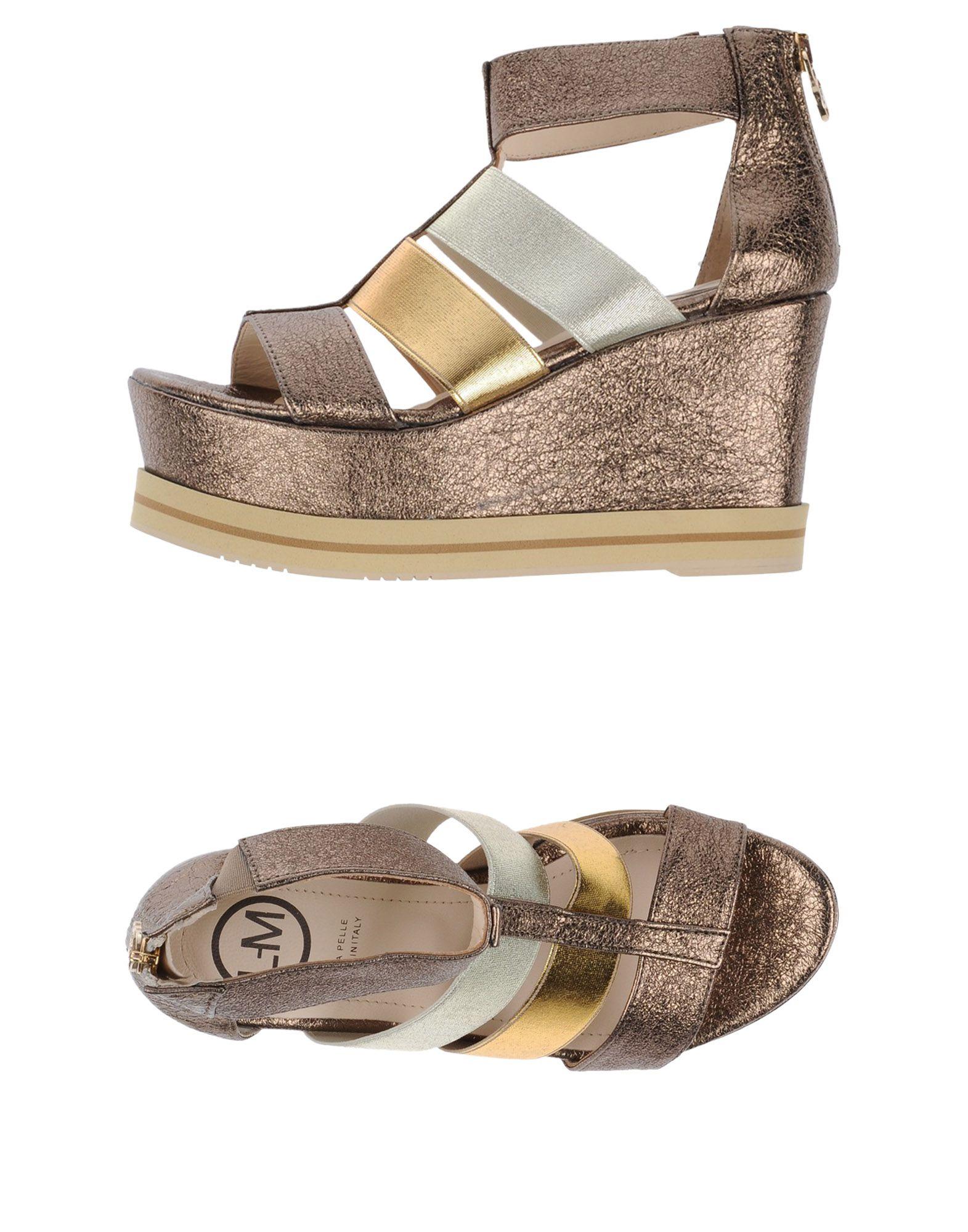 Sandales Lm Femme - Sandales Lm sur