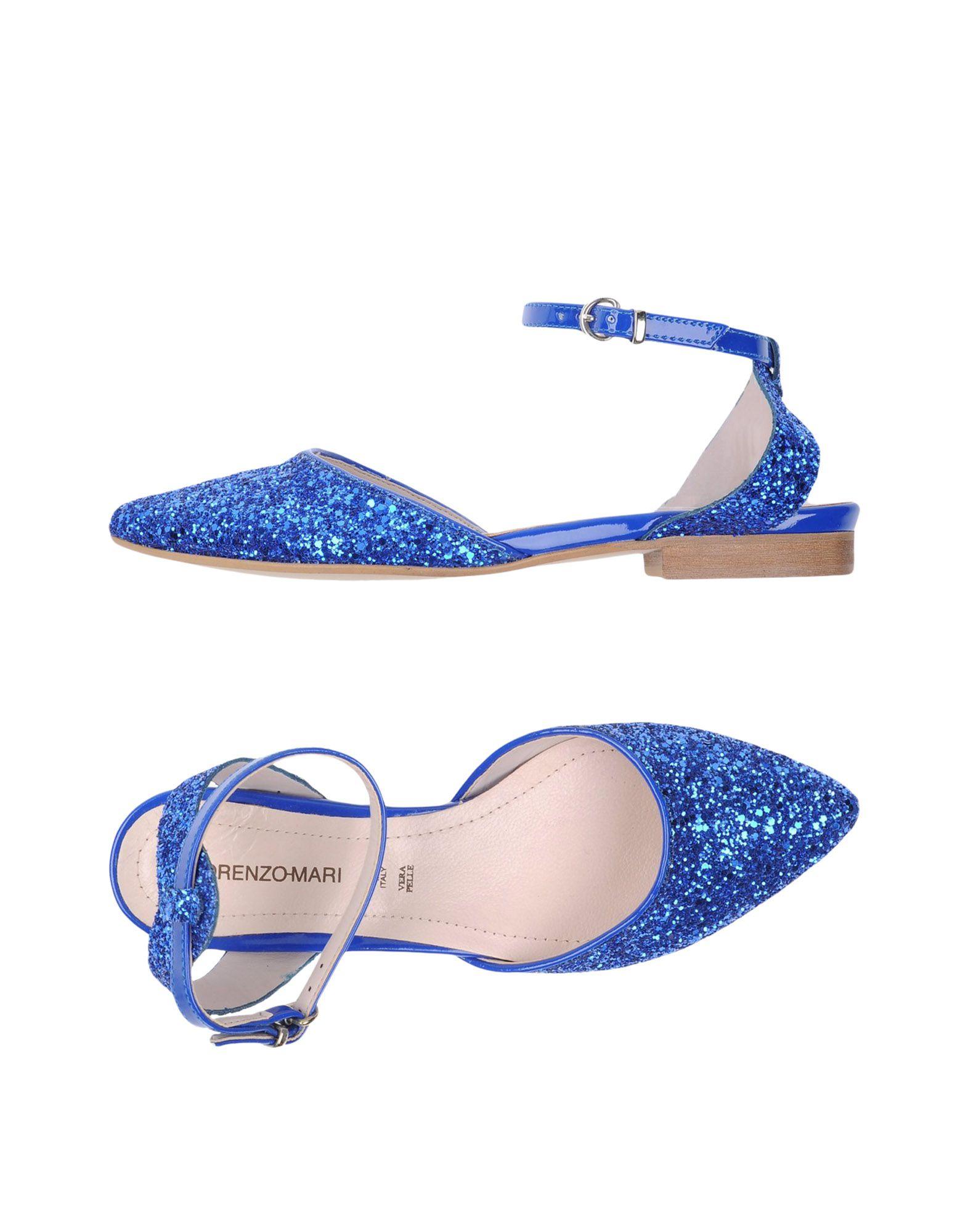 Lorenzo Mari Ballerinas Damen  11313752DR Gute Qualität beliebte Schuhe