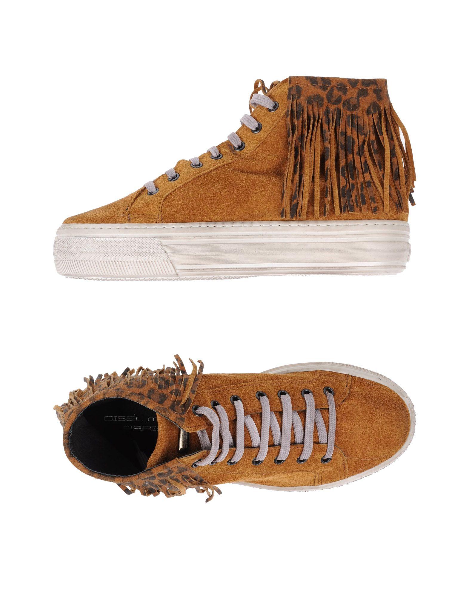 Sneakers Gisèl Moirè  Paris Femme - Sneakers Gisèl Moirè  Paris sur