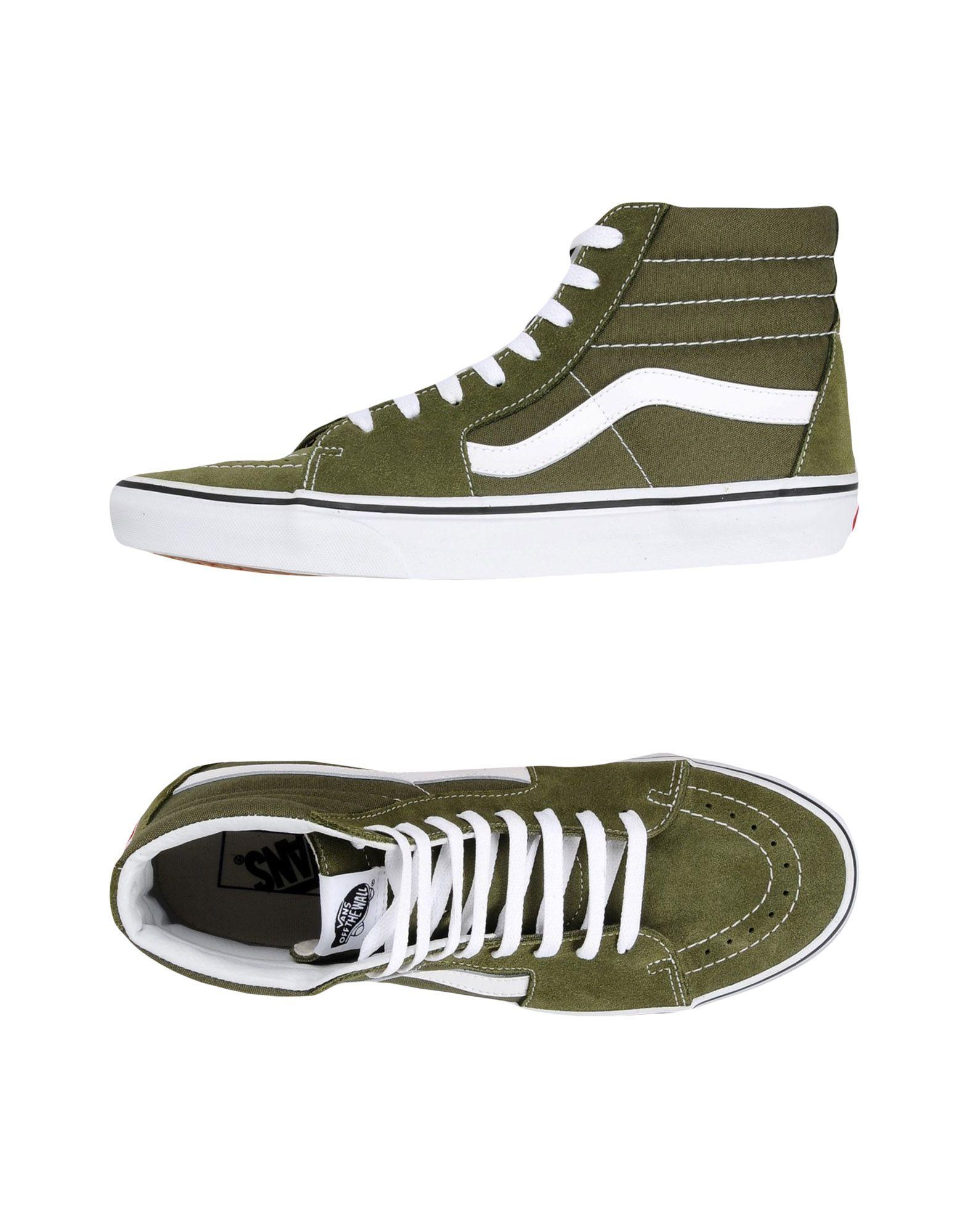 Sneakers Vans Ua Sk8-Hi - Uomo - 11313926VO