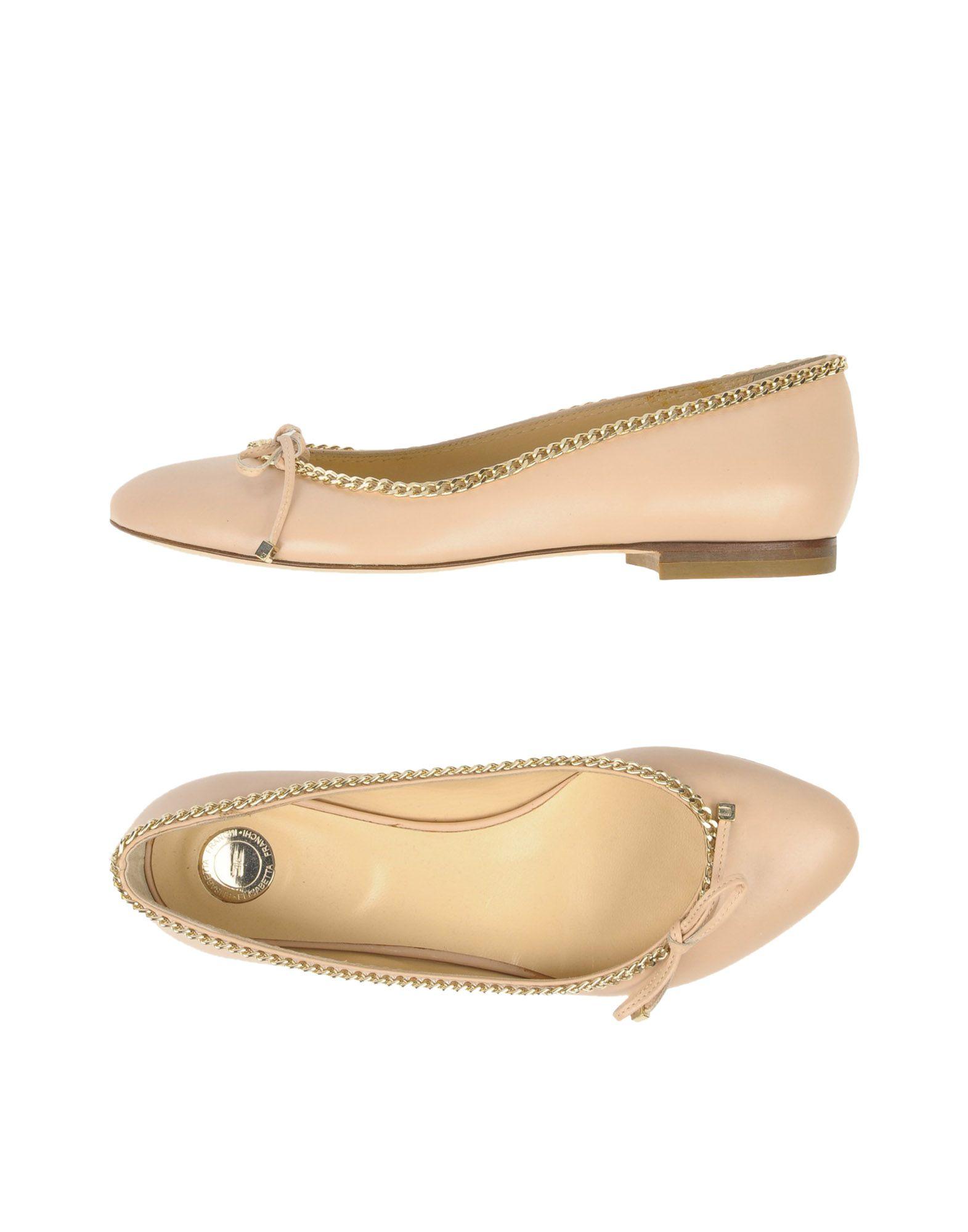 Stilvolle billige Schuhe Elisabetta  Franchi Ballerinas Damen  Elisabetta 11314029SF 5e8299