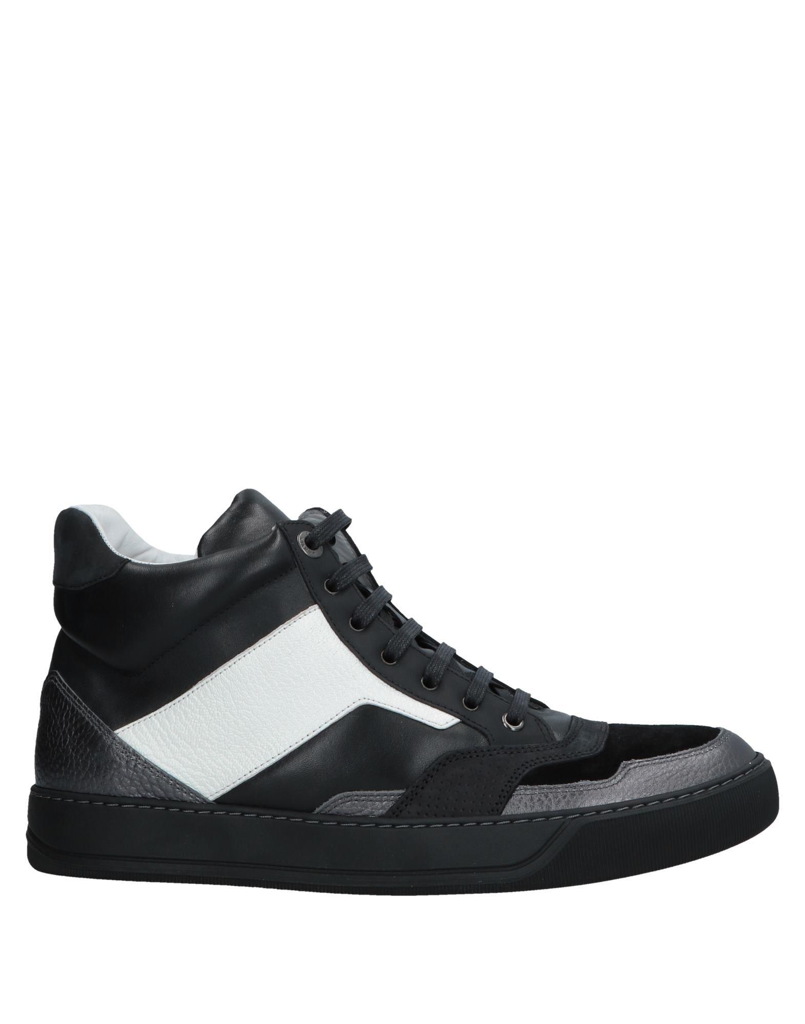 Sneakers Lanvin Homme - Sneakers Lanvin  Noir Remise de marque