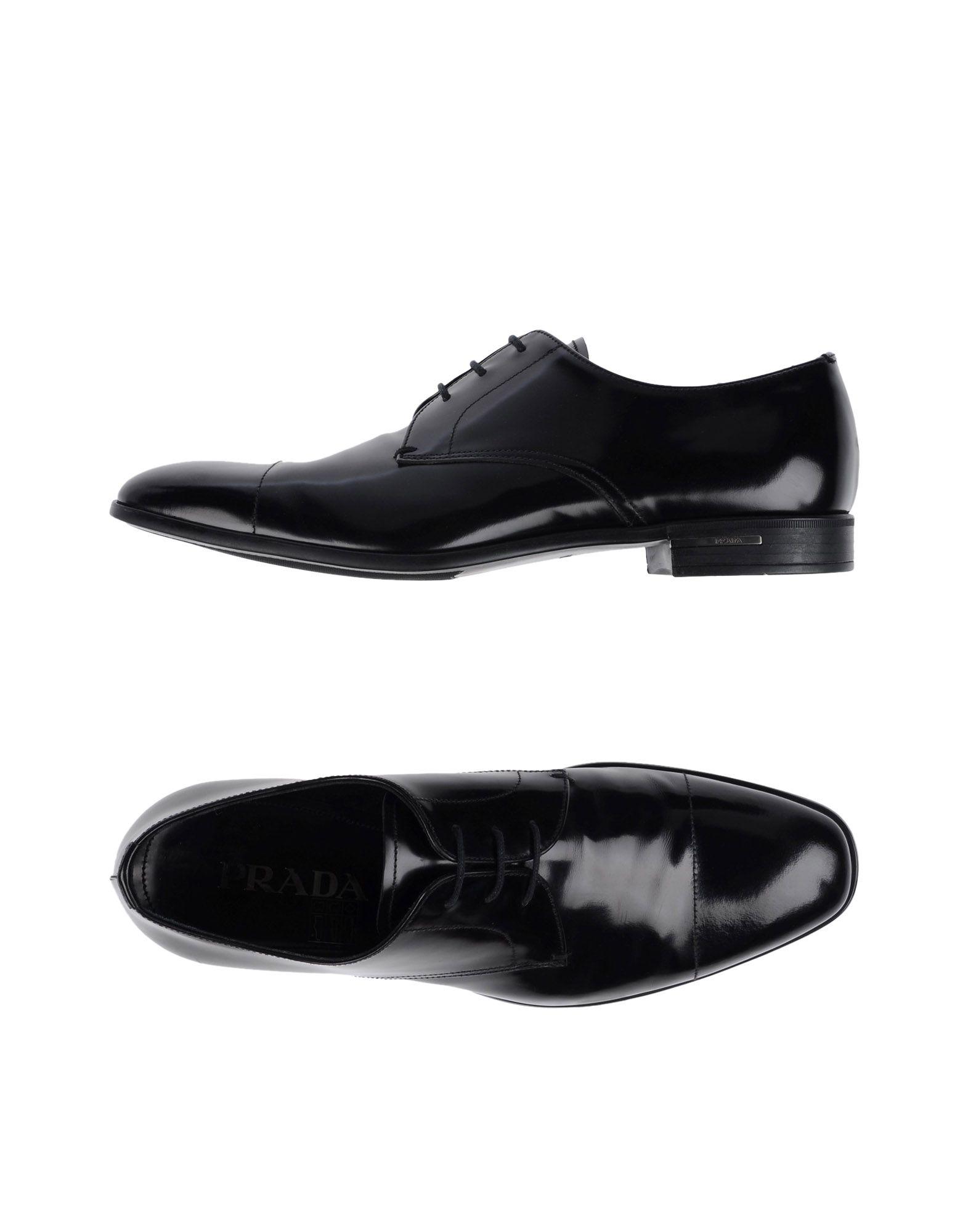 Prada Schnürschuhe Herren  11314300QQ Gute Qualität beliebte Schuhe