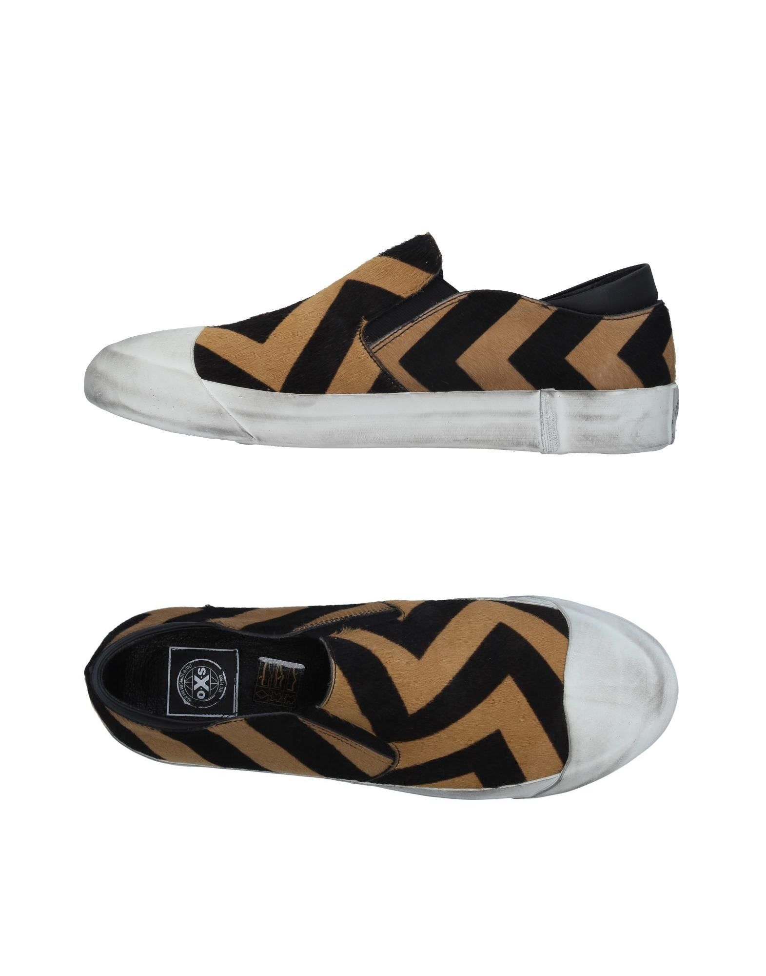 Rabatt echte Schuhe O.X.S. Sneakers Herren  11314570TP