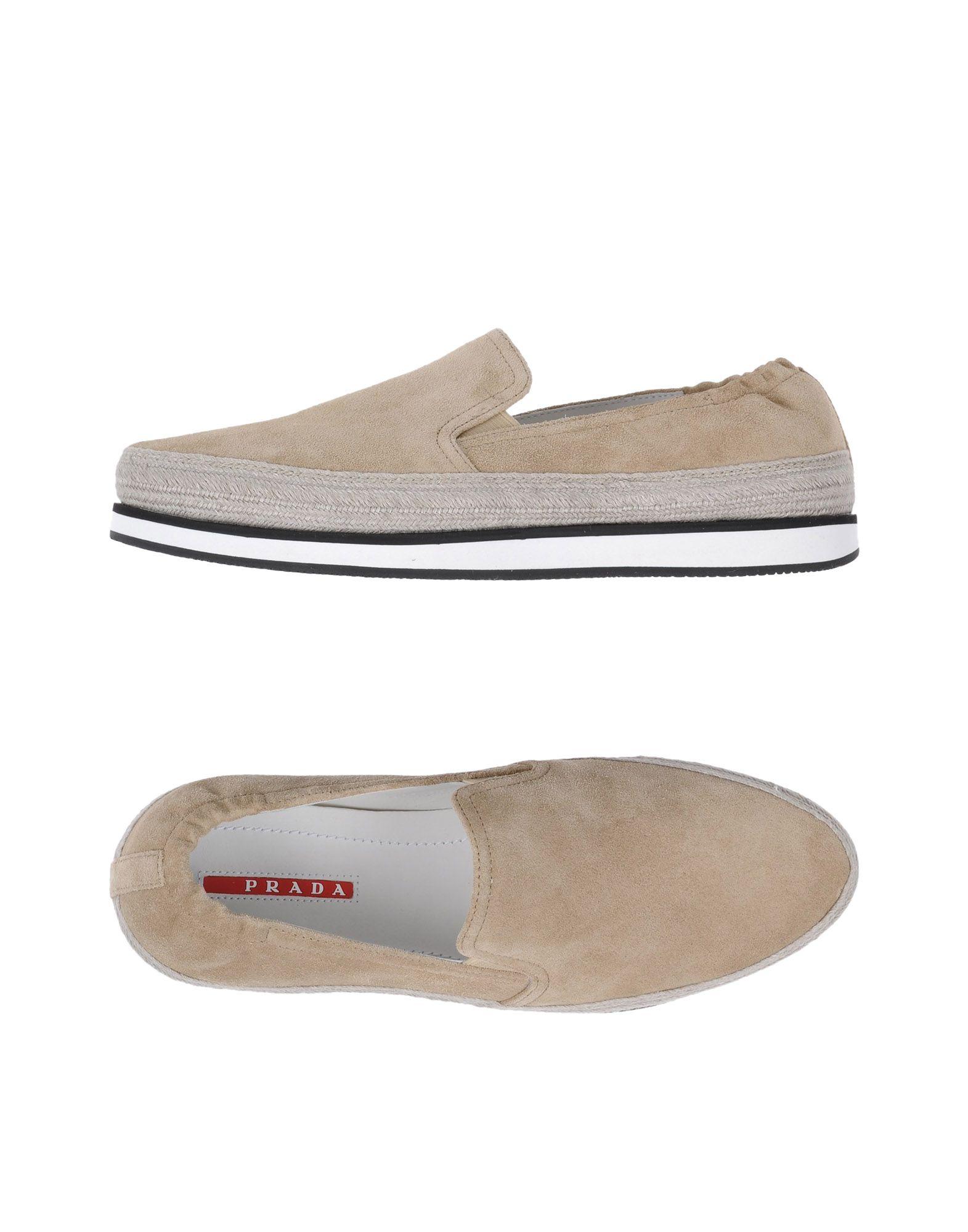 Rabatt Schuhe Prada Sport Sneakers Damen  11314572MR