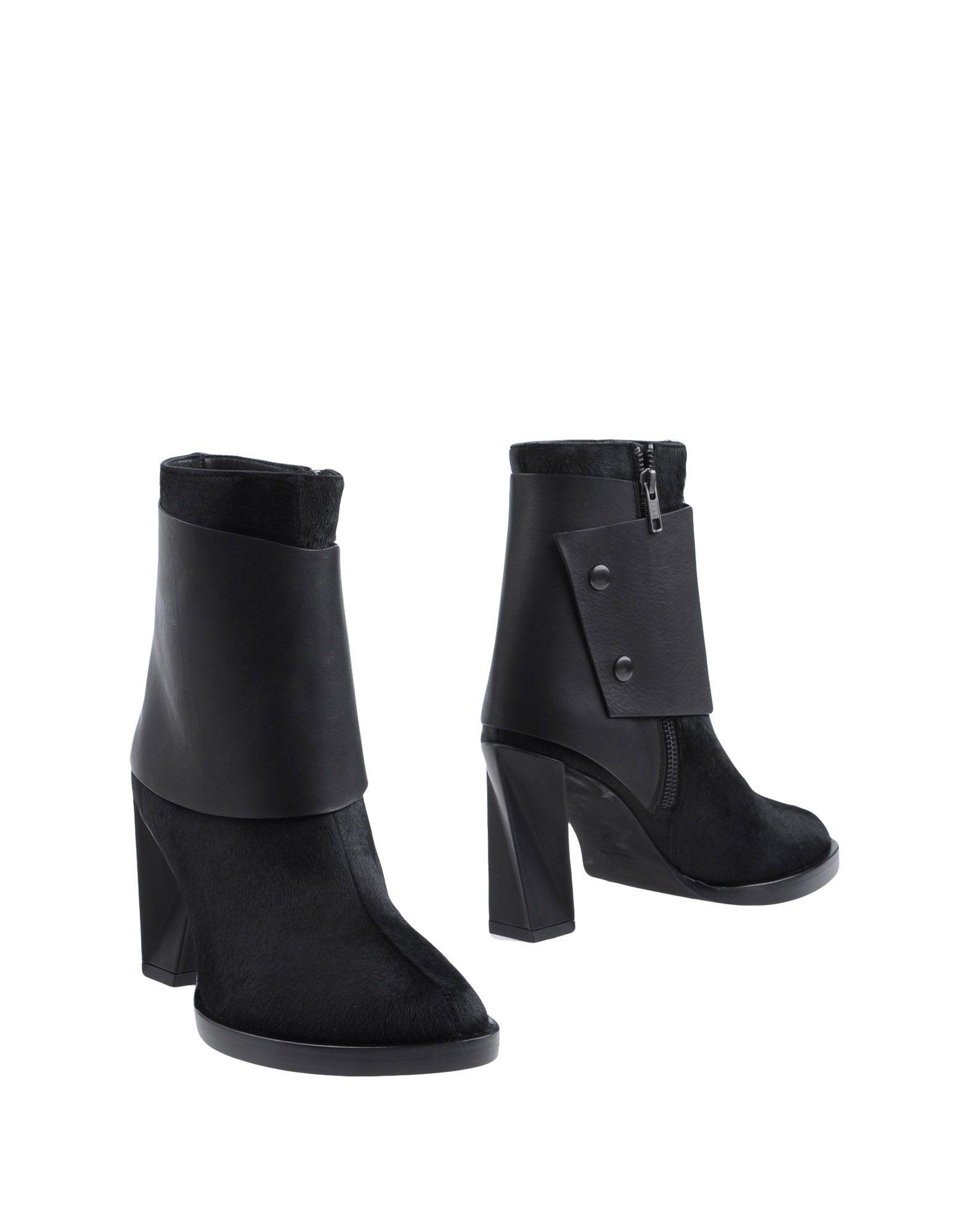 Ann Demeulemeester Stiefelette Damen  11314589OFGünstige gut aussehende Schuhe
