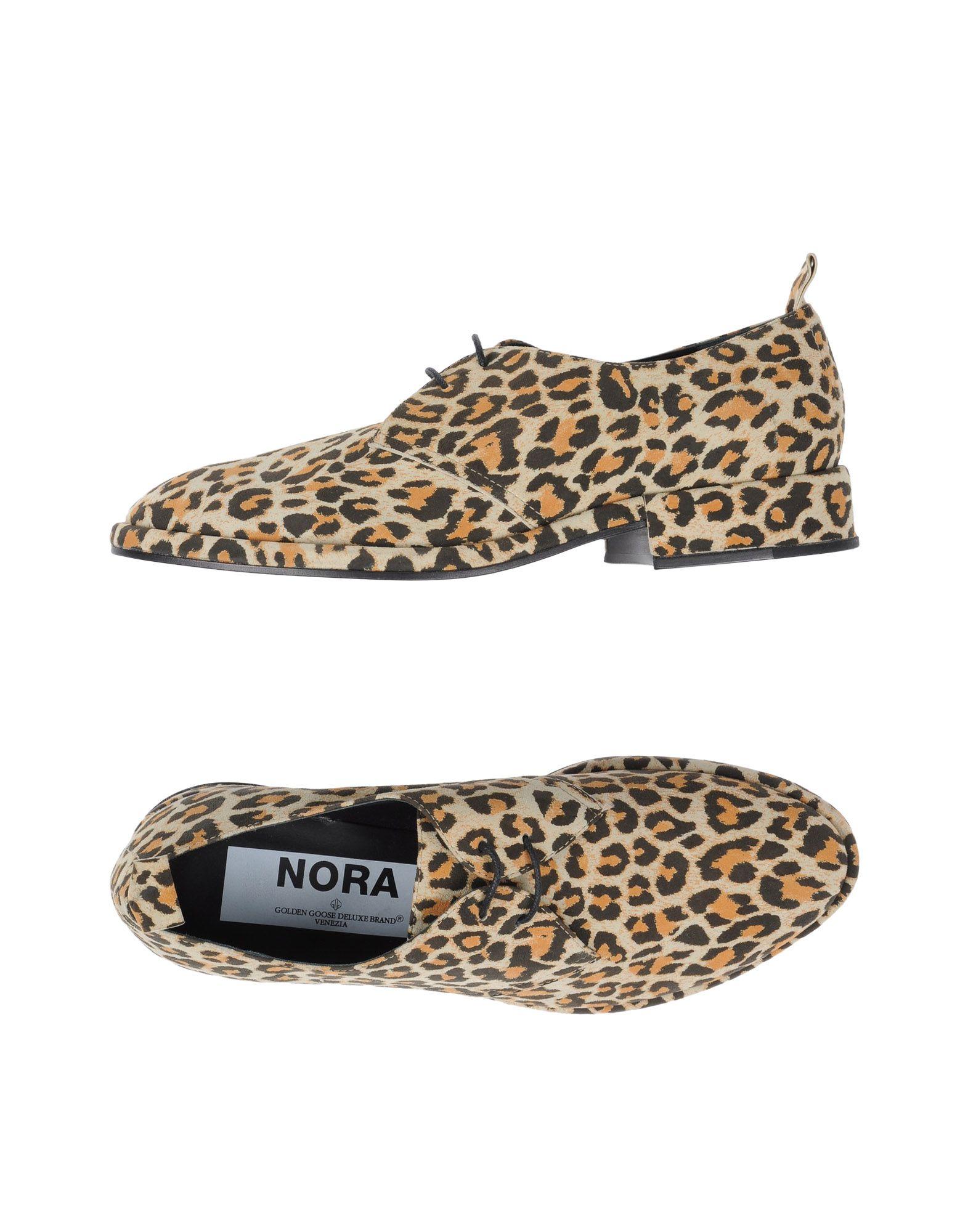 Rabatt Schuhe Golden Goose Deluxe Brand Schnürschuhe Damen  11314768DD