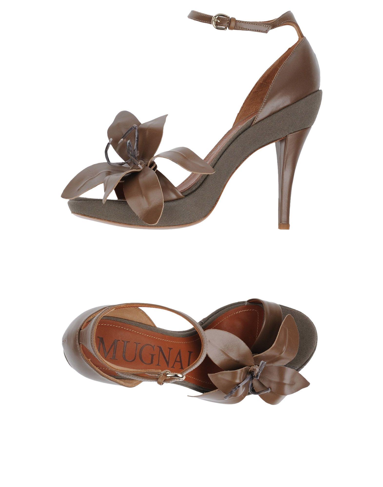 Mugnai Sandalen Damen  11314858VN Gute Qualität beliebte Schuhe