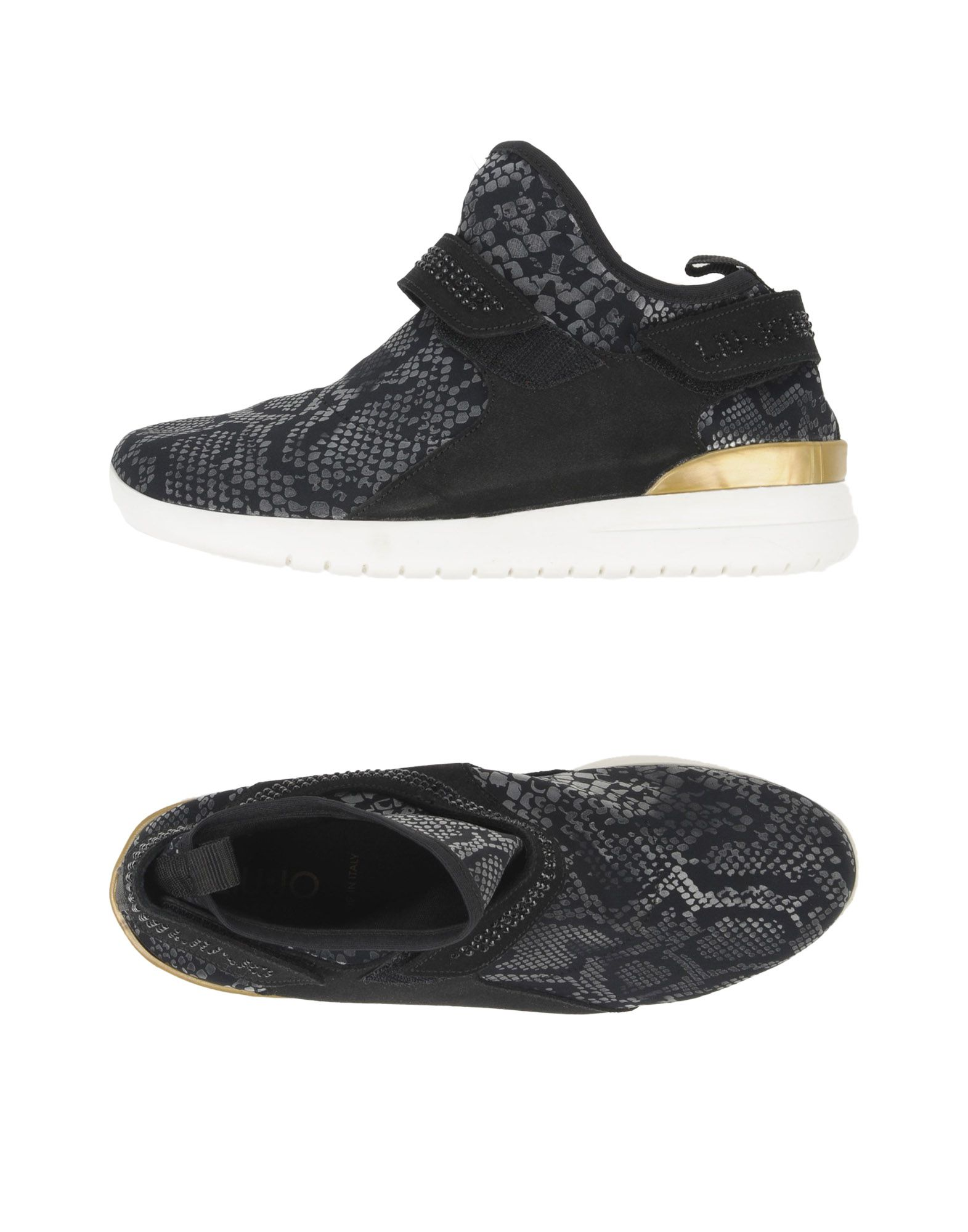 Baskets Liu •Jo Shoes Femme - Baskets Liu •Jo Shoes Noir Réduction de prix saisonnier, remise