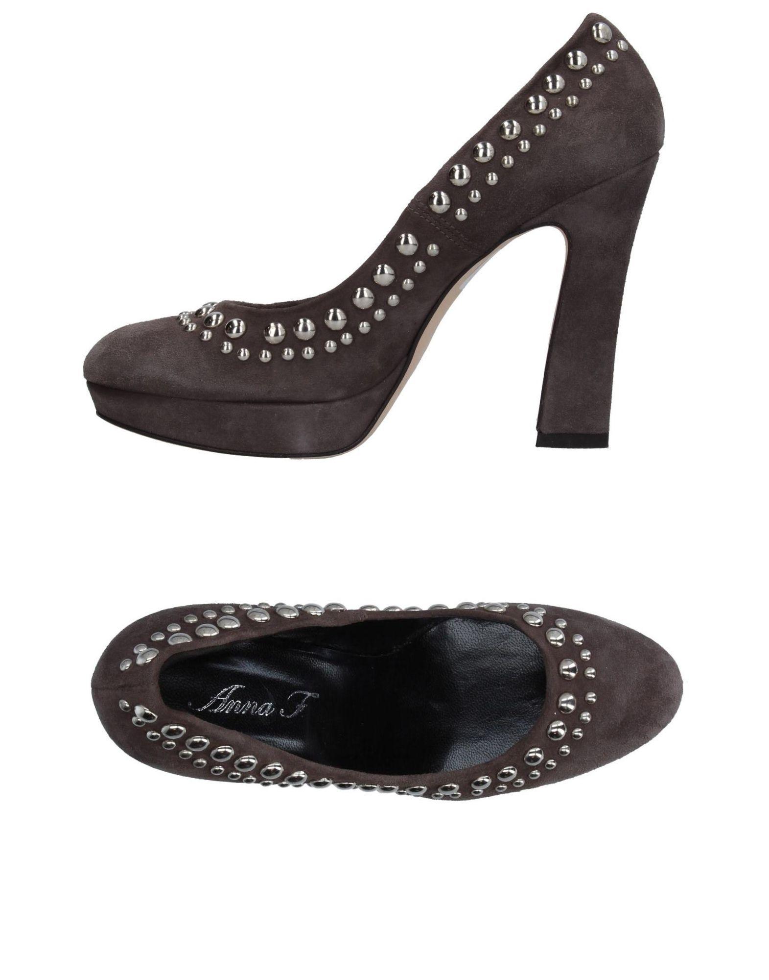 Anna F. Pumps Damen  11314903GB Gute Qualität beliebte Schuhe