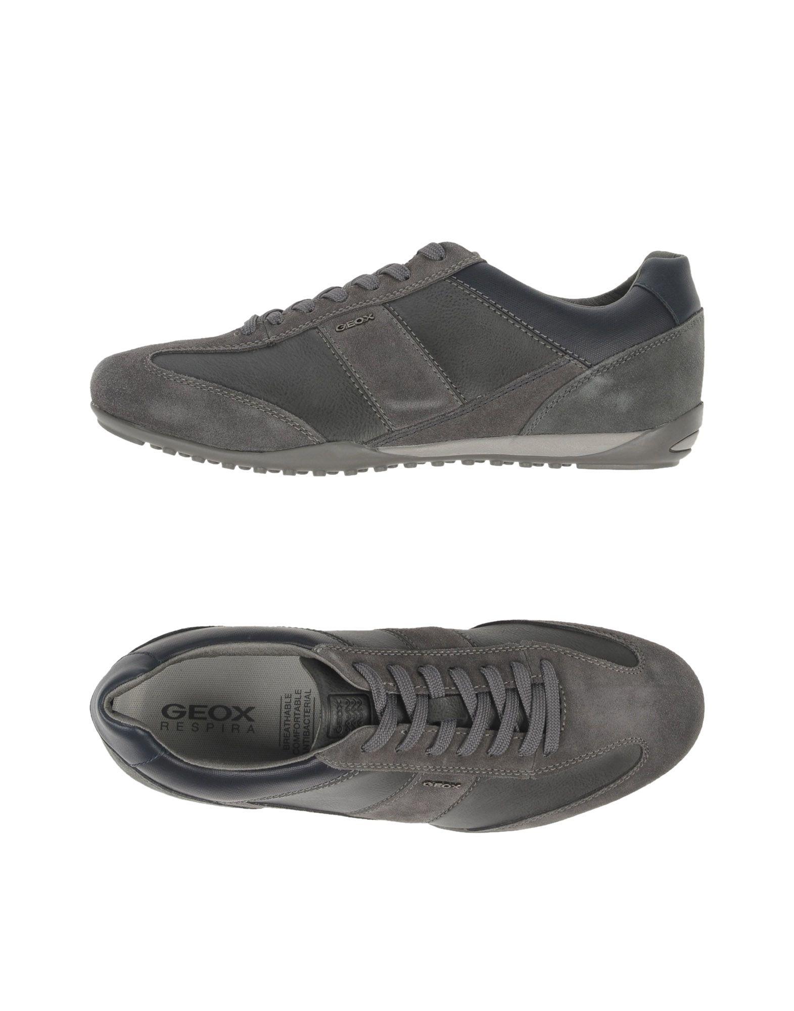 Rabatt echte Schuhe Geox Sneakers Herren  11315358CV