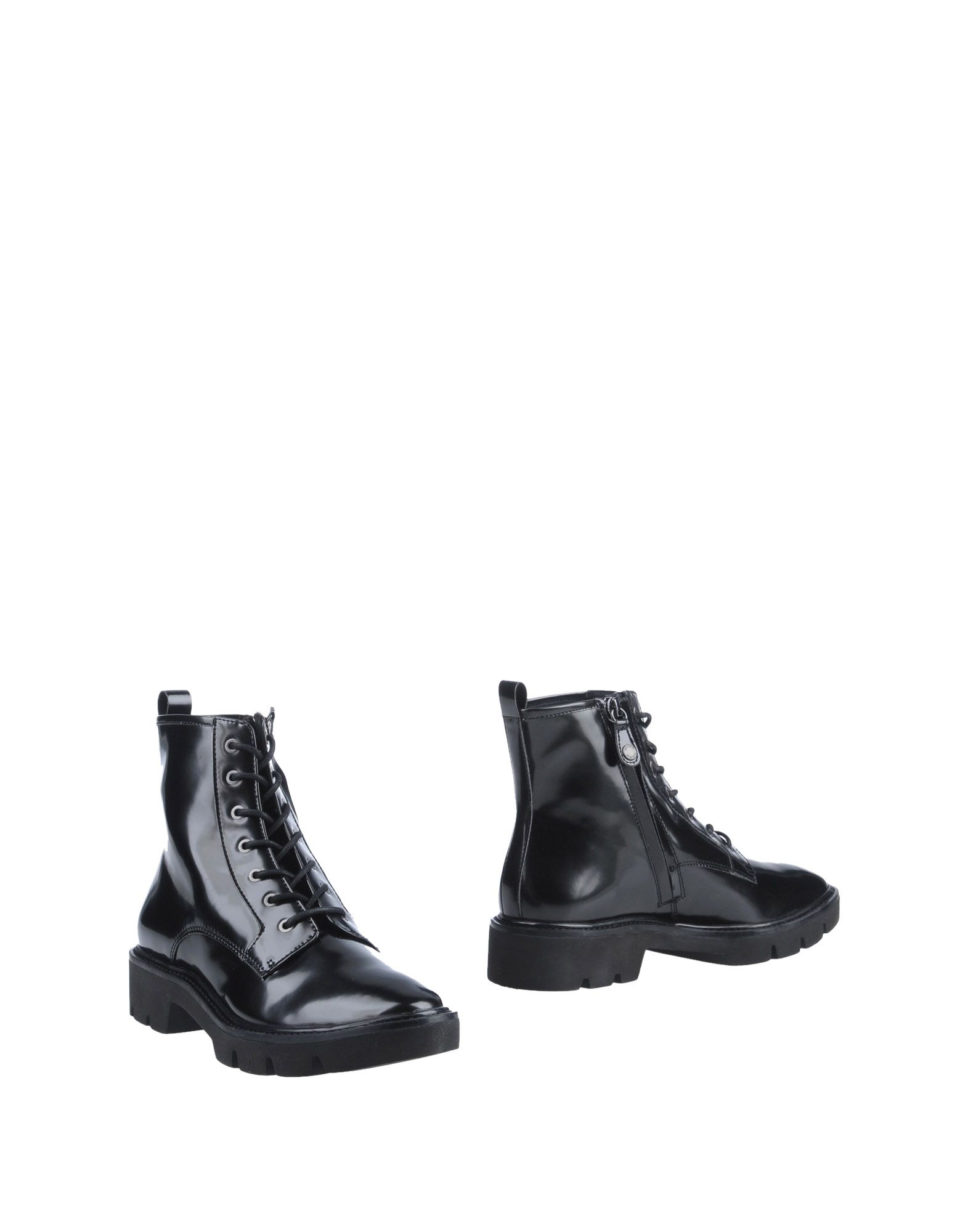 Stilvolle billige Schuhe Geox Stiefelette Damen  11315383GM