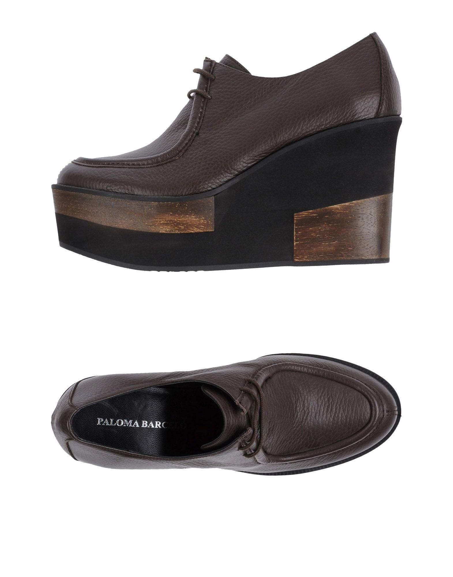 Gut um billige Schuhe zu tragenPaloma tragenPaloma tragenPaloma Barceló Schnürschuhe Damen  11315746NR 38a538