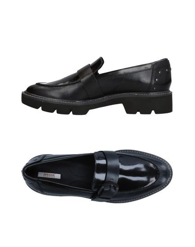 Casual salvaje Mocasín Geox Mujer 11315876BE - Mocasines Geox - 11315876BE Mujer Negro 29ae66