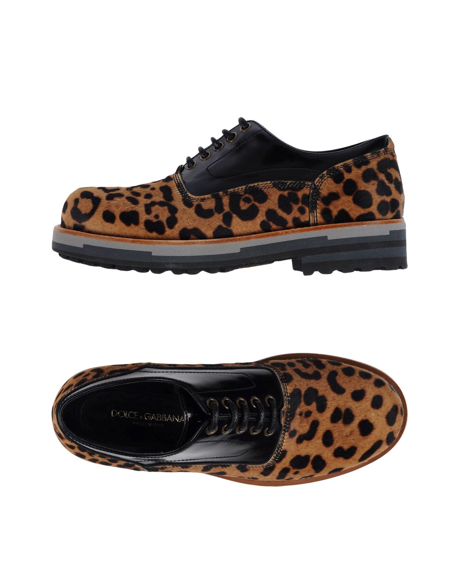 Stringate Dolce & Gabbana Uomo - 11315904QP