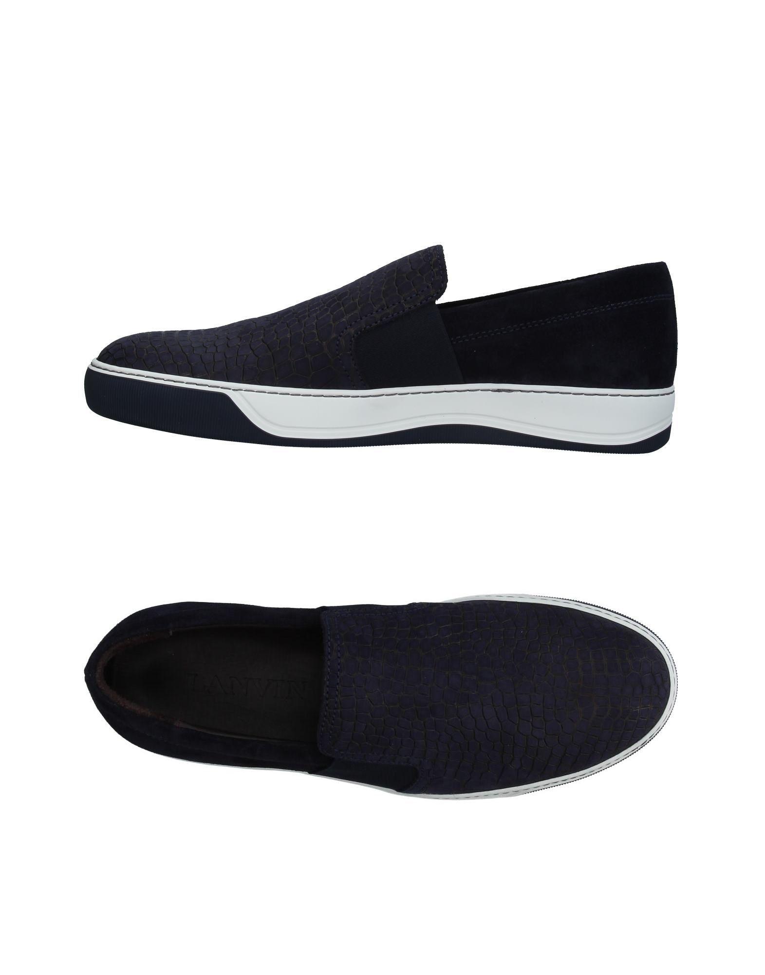 A buon mercato Sneakers Lanvin Uomo - 11316084KH