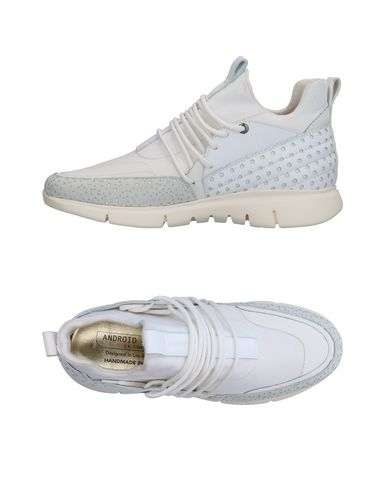 ANDROID HOMME Sneakers in White