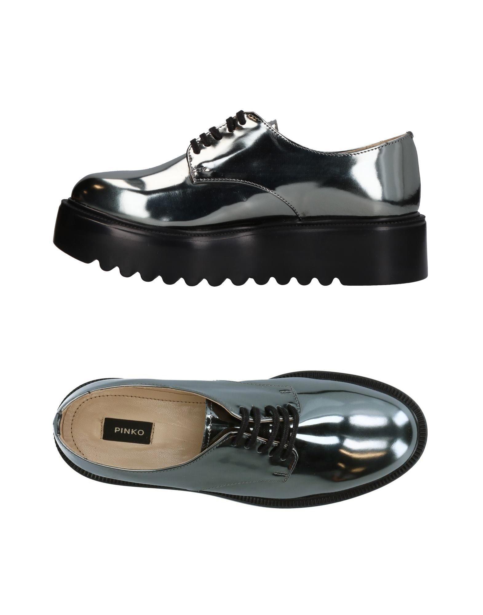 Zapatos de mujer baratos zapatos de de zapatos mujer Zapato De Cordones Pinko Mujer - Zapatos De Cordones Pinko  Plomo 73bfa4