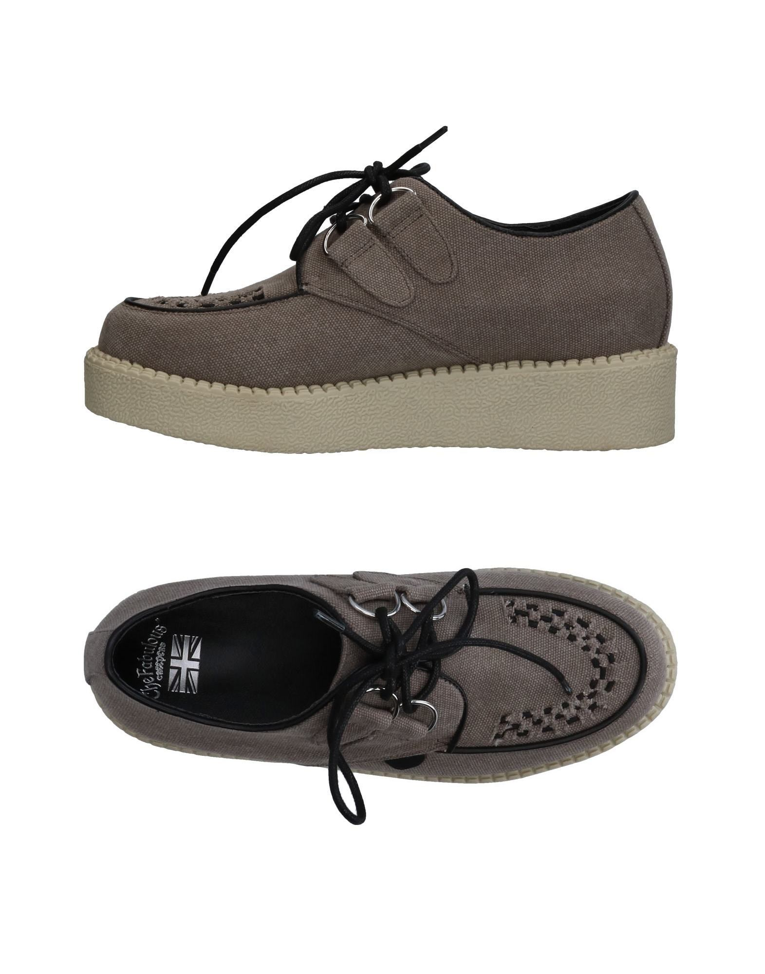 Chaussures À Lacets The Fabulous  Creepers Femme - Chaussures À Lacets The Fabulous  Creepers sur