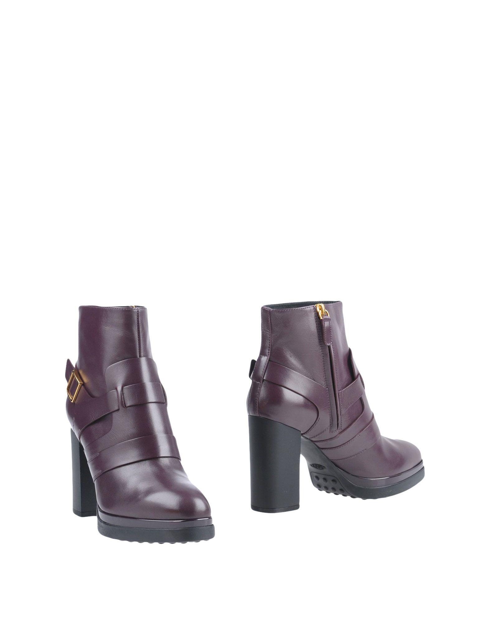 Tod's Stiefelette Damen  11317576RCGünstige gut aussehende Schuhe