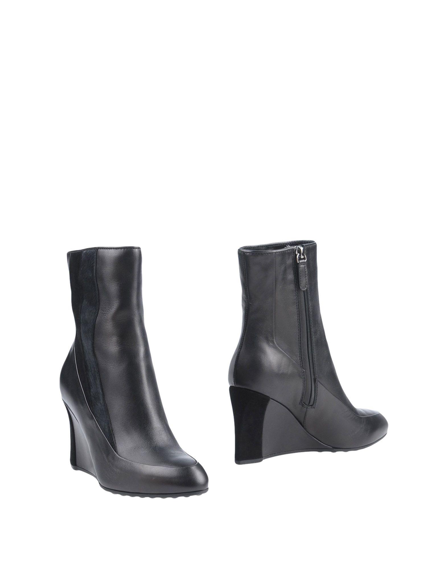 Tod's Stiefelette 11317617FTGünstige Damen  11317617FTGünstige Stiefelette gut aussehende Schuhe dfa68b