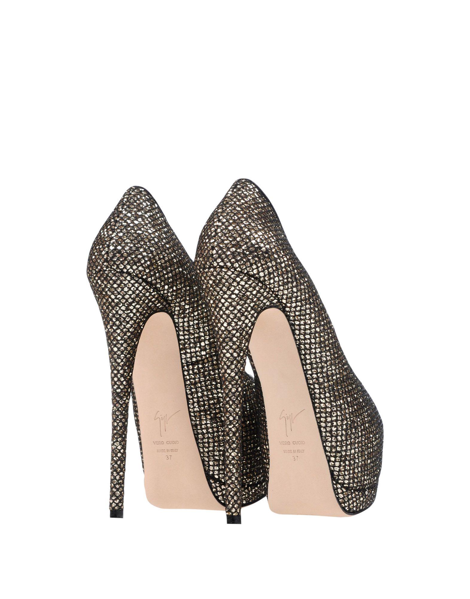 Giuseppe Zanotti Pumps aussehende Damen  11317983UMGünstige gut aussehende Pumps Schuhe 95edeb