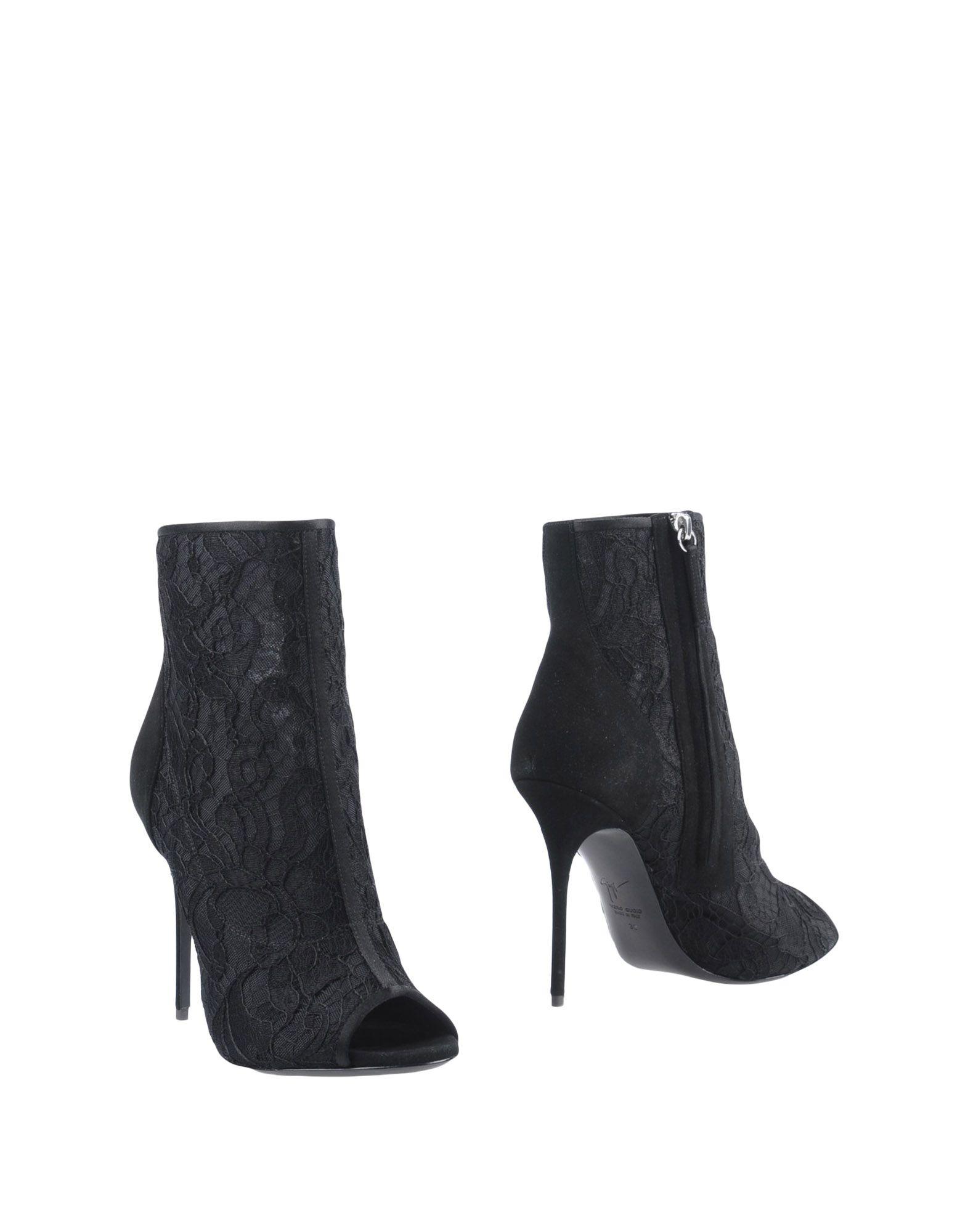 Giuseppe Zanotti Stiefelette Damen  Schuhe 11318006GSGünstige gut aussehende Schuhe  adb199