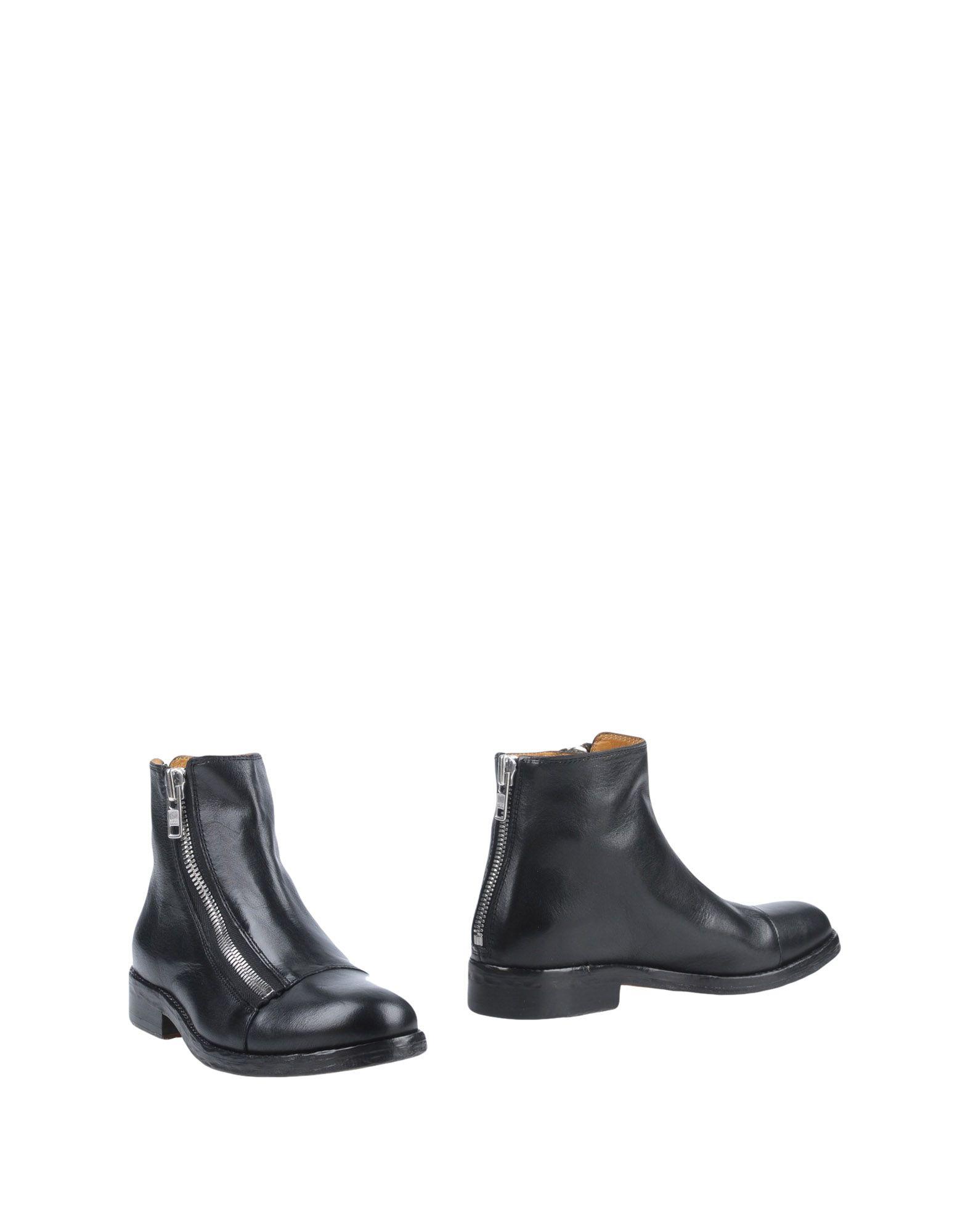 Rabatt Schuhe Royal Republiq Stiefelette Damen  11318093DI