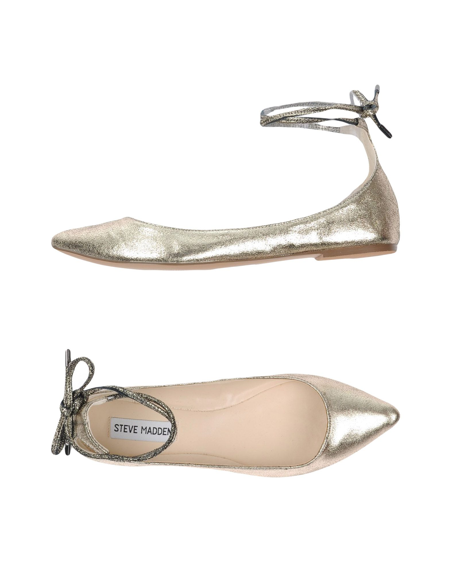Steve Madden Ballerinas Damen  11318215RQ Gute Qualität beliebte Schuhe