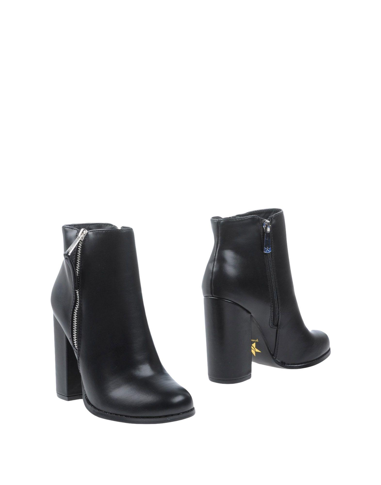 Bottine Primadonna Femme - Bottines Primadonna Noir Nouvelles chaussures pour hommes et femmes, remise limitée dans le temps