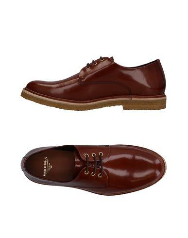 Zapatos con descuento Zapato Hombre De Cordones Royal Republiq Hombre Zapato - Zapatos De Cordones Royal Republiq - 11318625UT Negro 78754d