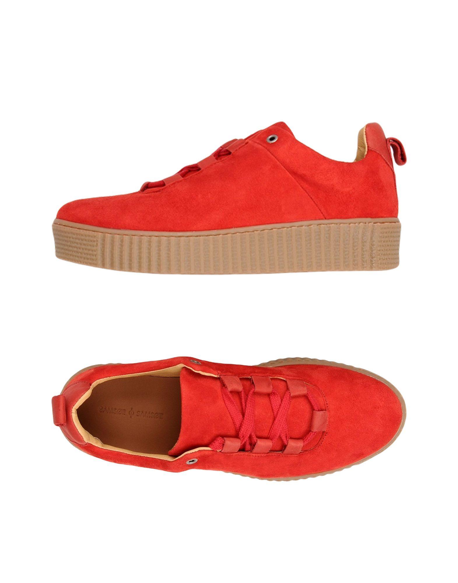 Stilvolle Samsøe billige Schuhe Samsøe Φ Samsøe Stilvolle Sneakers Damen  11318724FJ ae9a56