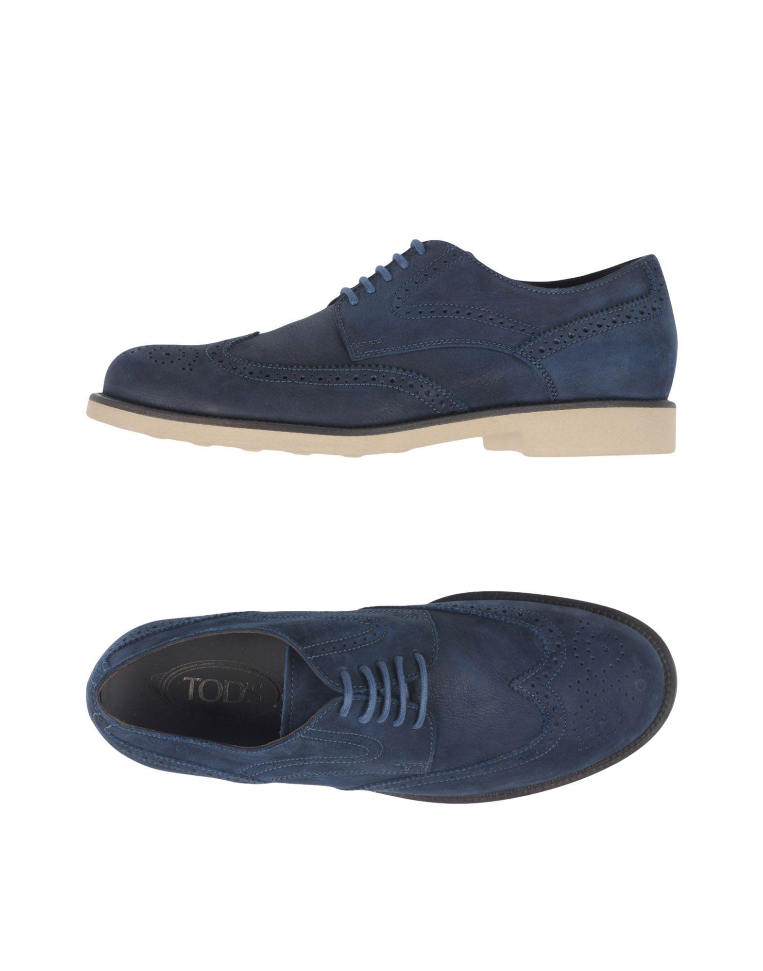 Tod's Gute Schnürschuhe Herren  11319287BS Gute Tod's Qualität beliebte Schuhe fbba96