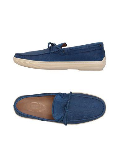 Zapatos con - descuento Mocasín Tod's Hombre - Mocasines Tod's - con 11319302TS Azul marino 02febf